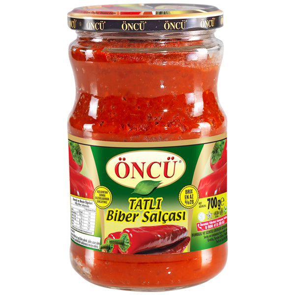 Oncu Mild Pepper Paste (Salca)