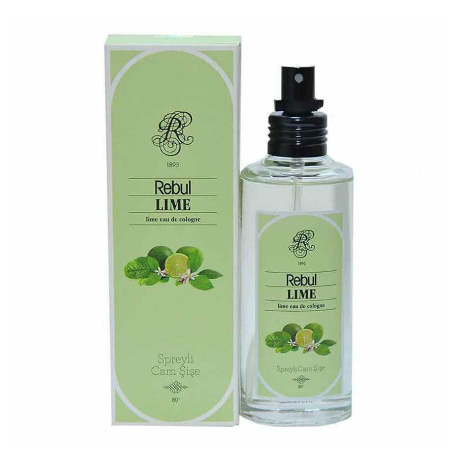 Rebul Lime Cologne 100ml