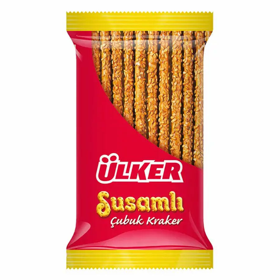 Ulker Salty Stick Crackers Sesame