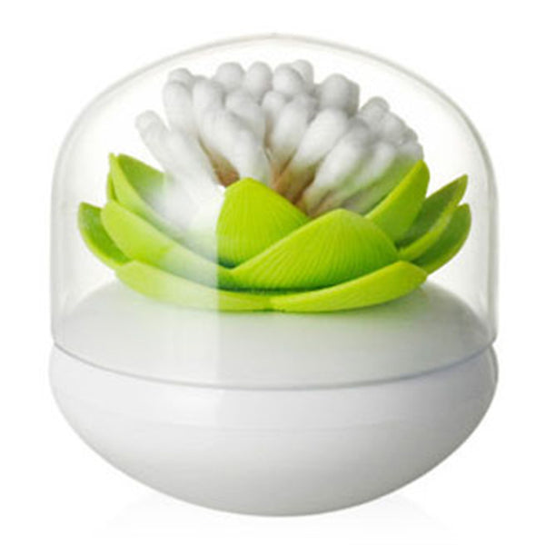 Lotus Creative Cotton Bud Holder