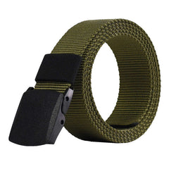 Automatic Buckle Nylon Army Tactical Belt