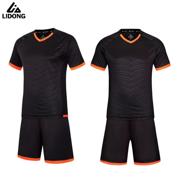 Men Soccer Jerseys Set