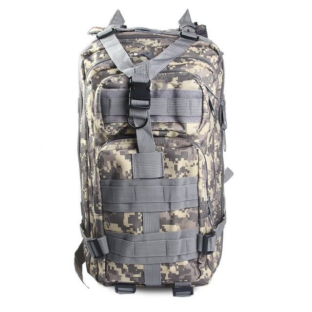 Outdoor Camouflage Backpack