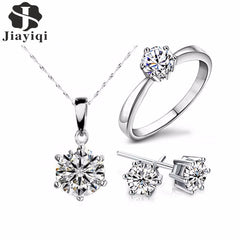 Hot Sale Silver Color Fashion Jewelry Sets