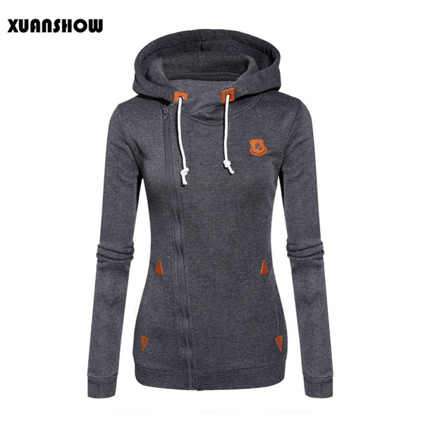 Fashion Fleeces Hooded Sweatshirts
