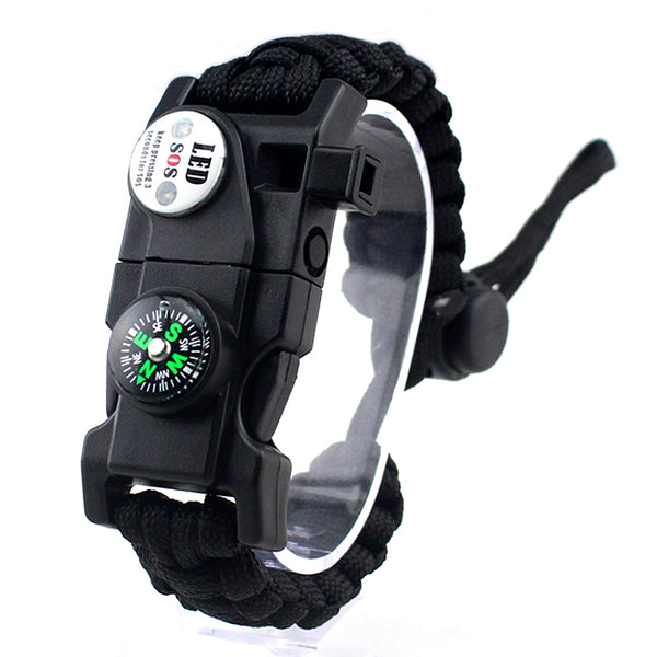 Multifunctional Survival Bracelet