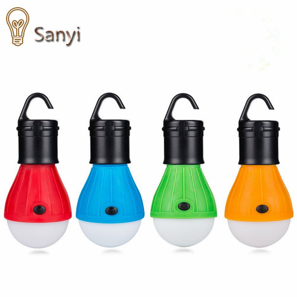 Waterproof Portable Tent LED Bulb Light