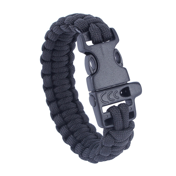 Survival Gear Paracord Bracelet