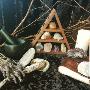 Welcome to becoming a Crystal & Wicca Guru