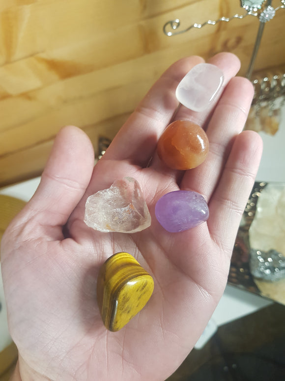 Beginners Crystal Set 💫🔮🎉