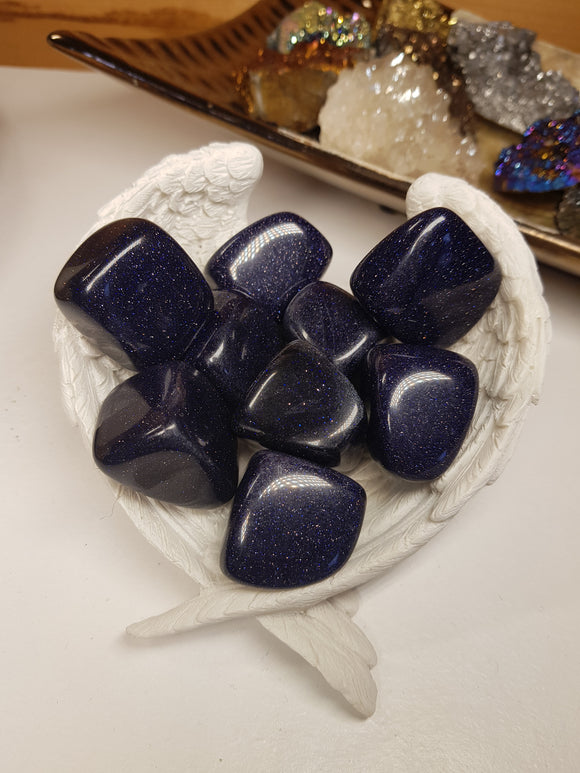 Blue Goldstone 💙🌠