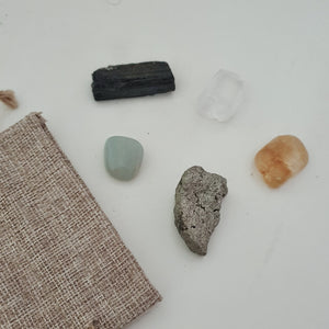 Assorted Crystal Collection