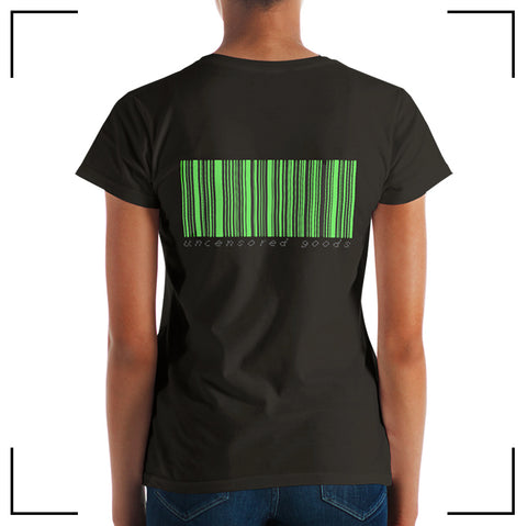 BARCODE LIMITED T-SHIRT