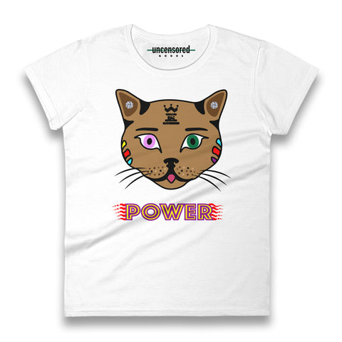 P?@#Y Power T-shirt