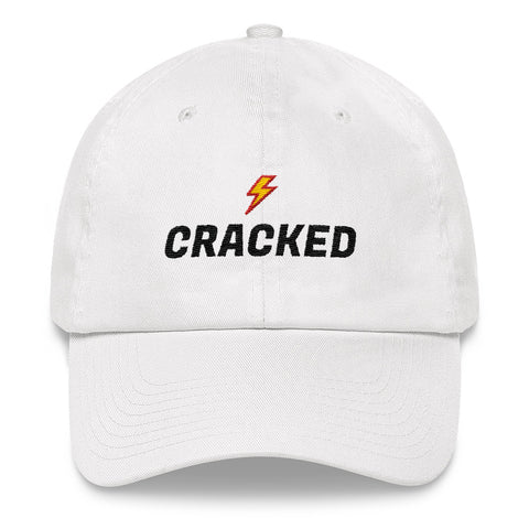 CRACKED CAP