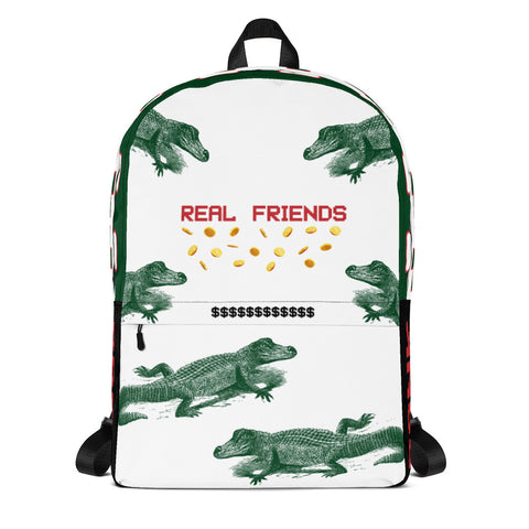 REAL FRIENDS BACKPACK