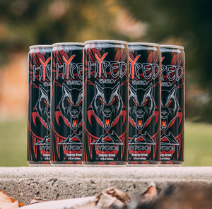 6-Pack Hyped - Hyped Energy