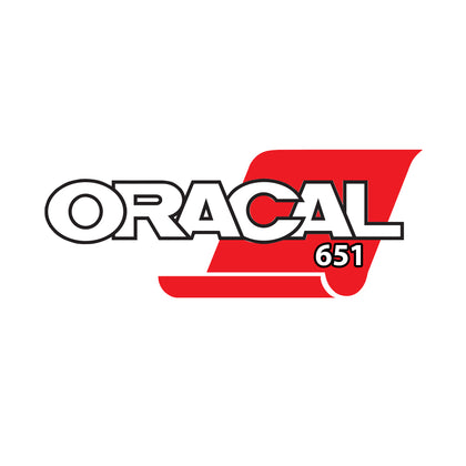 Oracal 651 Vinyl Cutting