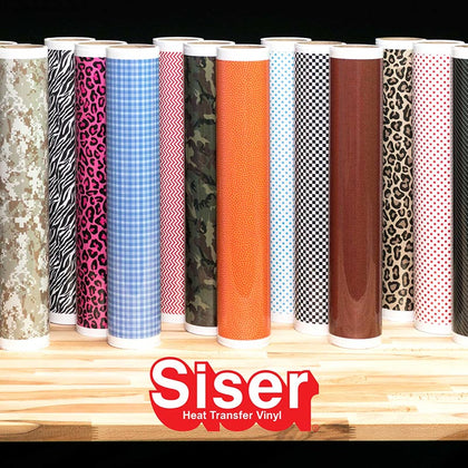 Siser EasyPatterns™ Heat Transfer Vinyl