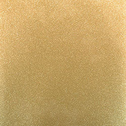 StyleTech 2000 Ultra Metallic Glitter adhesive vinyl in color 127 Gold