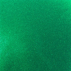 StyleTech 2000 Ultra Metallic Glitter adhesive vinyl in color 131 Green