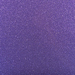 StyleTech 2000 Ultra Metallic Glitter adhesive vinyl in color 142 Purple