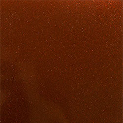 StyleTech 2000 Ultra Metallic Glitter adhesive vinyl in color 145 Cinnamon