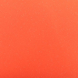 StyleTech 2000 Ultra Metallic Glitter adhesive vinyl in color 150 Coral