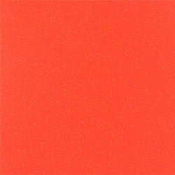StyleTech 2000 Ultra Metallic Glitter adhesive vinyl in color 164 Fluorescent Red