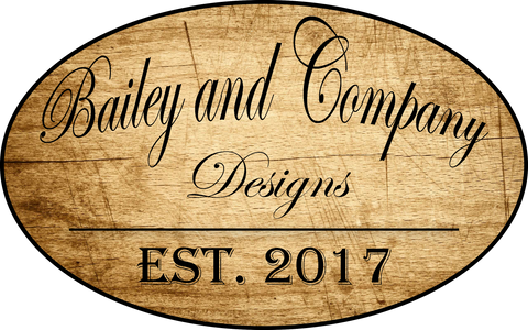 Bailey and Company Designs Decal