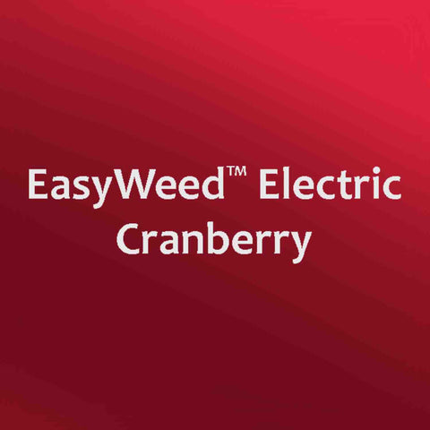 Siser EasyWeed Electric - Cranberry