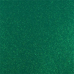 Siser Easy PSV Glitter (Pressure Sensitive Vinyl) - Emerald_Envy