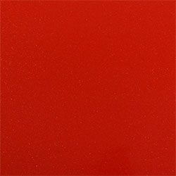Siser Easy PSV Glitter (Pressure Sensitive Vinyl) - Flame_Red