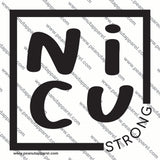 "Donation : NICU STRONG - 2020 Brantley Kyle ""peanutapparel.com"""