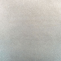 StyleTech 2000 Ultra Metallic Glitter adhesive vinyl in color 126 Silver