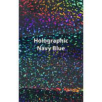 "Siser Holographic - Navy Blue - 12""x20"" Sheet"