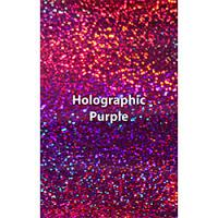 "Siser Holographic - Purple- 12""x20"" Sheet"
