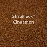 "Siser StripFlock - Cinnamon- 12""x15"" Sheet"