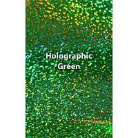 "Siser Holographic - Green - 12""x20"" Sheet"