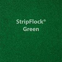 "Siser StripFlock - Green - 12""x15"" Sheet"