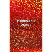 "Siser Holographic - Orange - 12""x20"" Sheet"