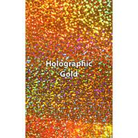 "Siser Holographic - Gold - 12""x20"" Sheet"