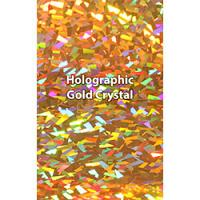"Siser Holographic - Gold Crystal - 12""x20"" Sheet"