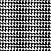 "--- Houndstooth --- Oracal 3651 12""x 12"" Sheet"