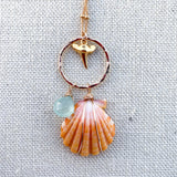 Ocean vibes necklace