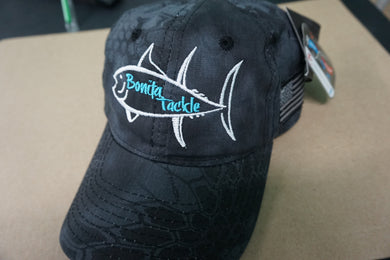 Kryptek Typhon Hat -Bonita Tackle Logo