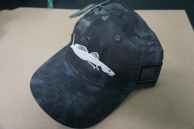 Kryptek Typhon Hat - Redfish