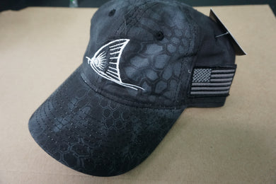 Kryptek Typhon Hat - Redfish Tail