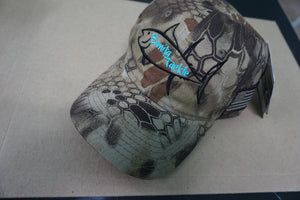 Kryptek Highlander Camo Hat - Bonita Tackle Logo