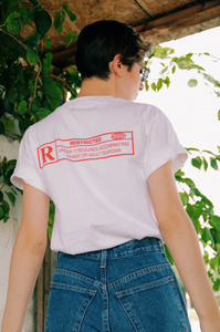R-Rated Tee WHITE